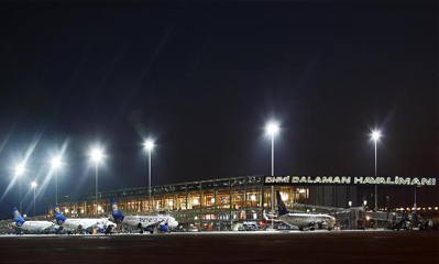 Muğla Dalaman Airport International Terminal