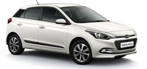 Economy-Hyundai i20 Automatic or Similar