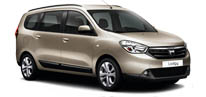 Dacia Lodgy Diesel 7 Seater